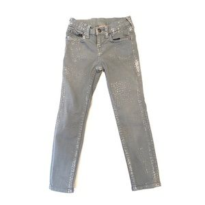 TRUE RELIGION | Girl's Skinny Jeans